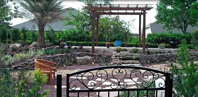 Fences John Madison Landscape