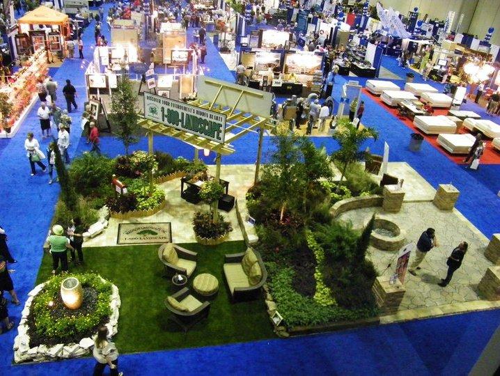 2011 Orlando Home And Garden Show John Madison Landscape