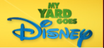 My Yard Goes Disney