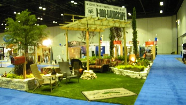 Fall home and garden show recap john madison landscape Fall home and garden show
